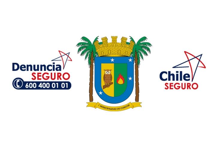 Municipalidad lanz programa denuncia segura que incluye for Numero telefonico del ministerio del interior
